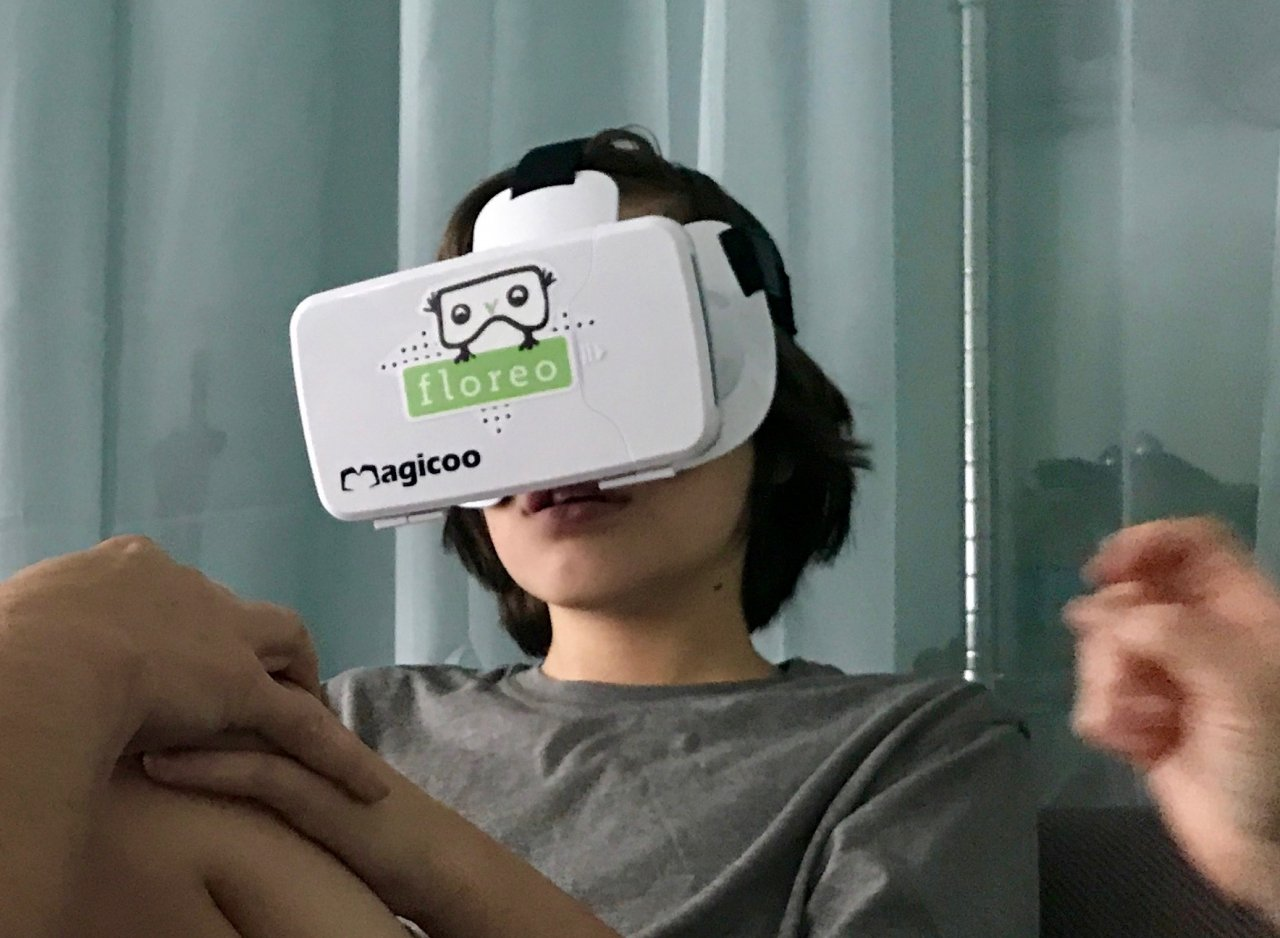 Using Virtual Reality to Help Kids with Autism